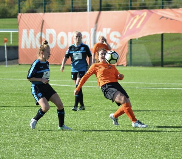 Rugby Town Ladies FC V West Bromwich Albion Ladies FC FA